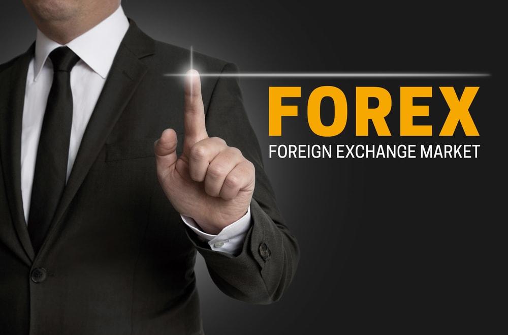 Forex touchscreen